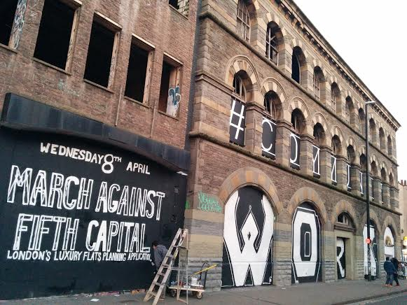 D-Day for Carriageworks Planning