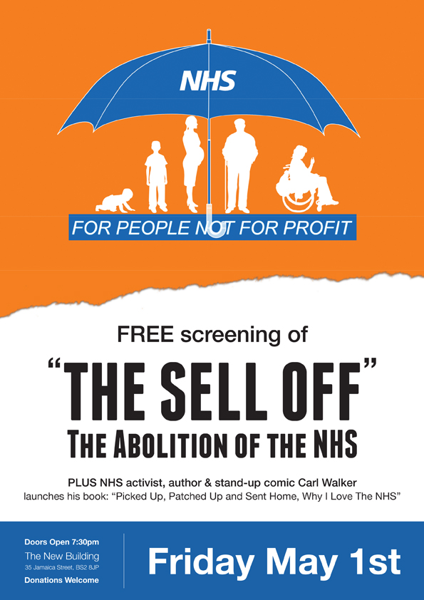 "Free Screening of ""THE BIG SELL OFF"""