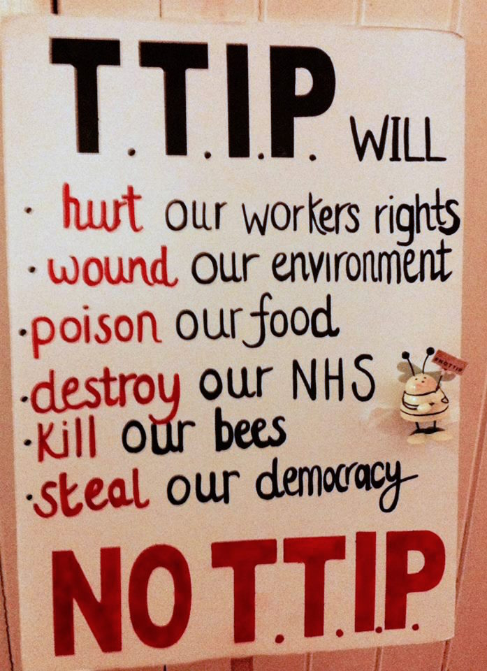 What on earth is TTIP?