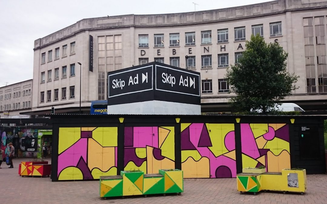 Our Walls – Creating a city free of corporate outdoor advertising