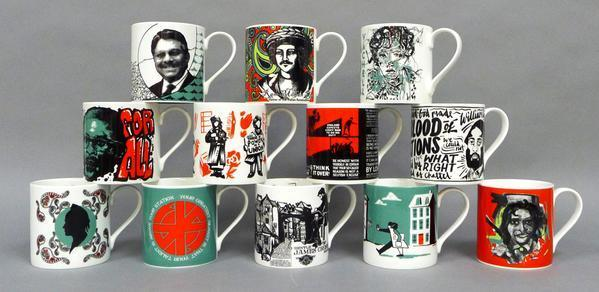 Journey to Justice mugs