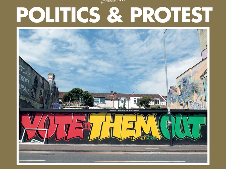 Book Club and Book Launch: Politics & Protest and Naked Guide to Bristol book launch
