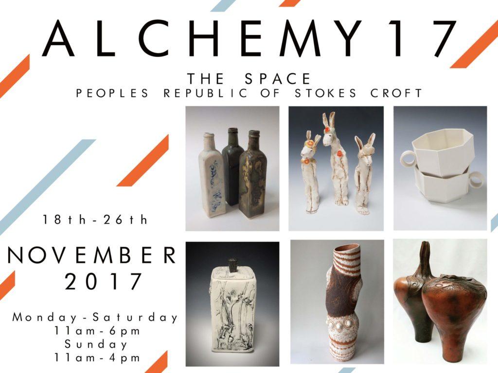 Alchemy '17 - MAZE studios Bristol