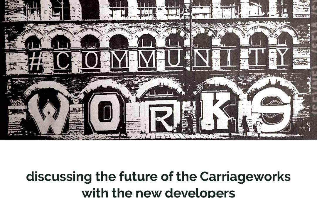 TONIGHT 4/09, 6PM: Carriageworks Community Meeting