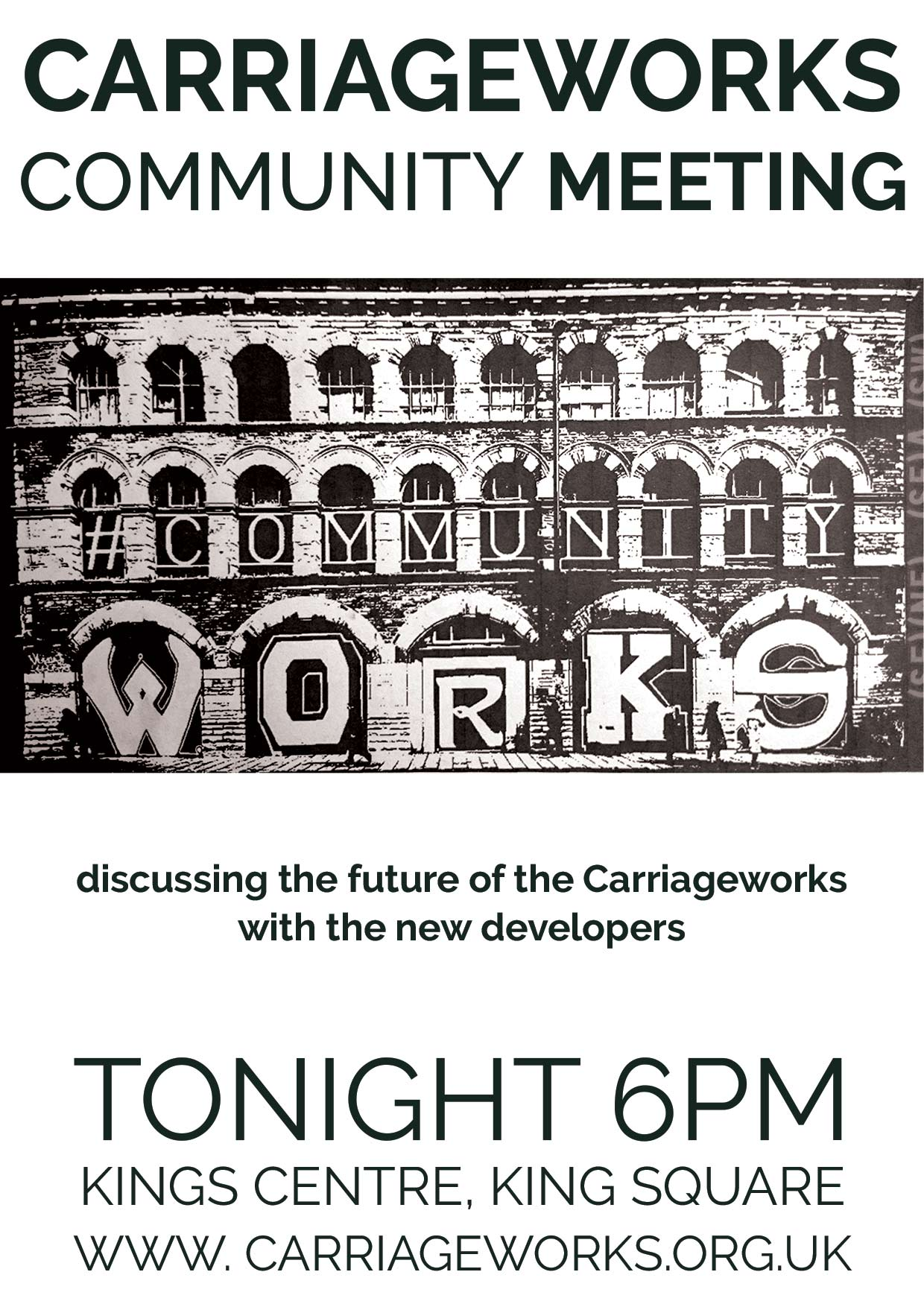 Carriageworks community meeting