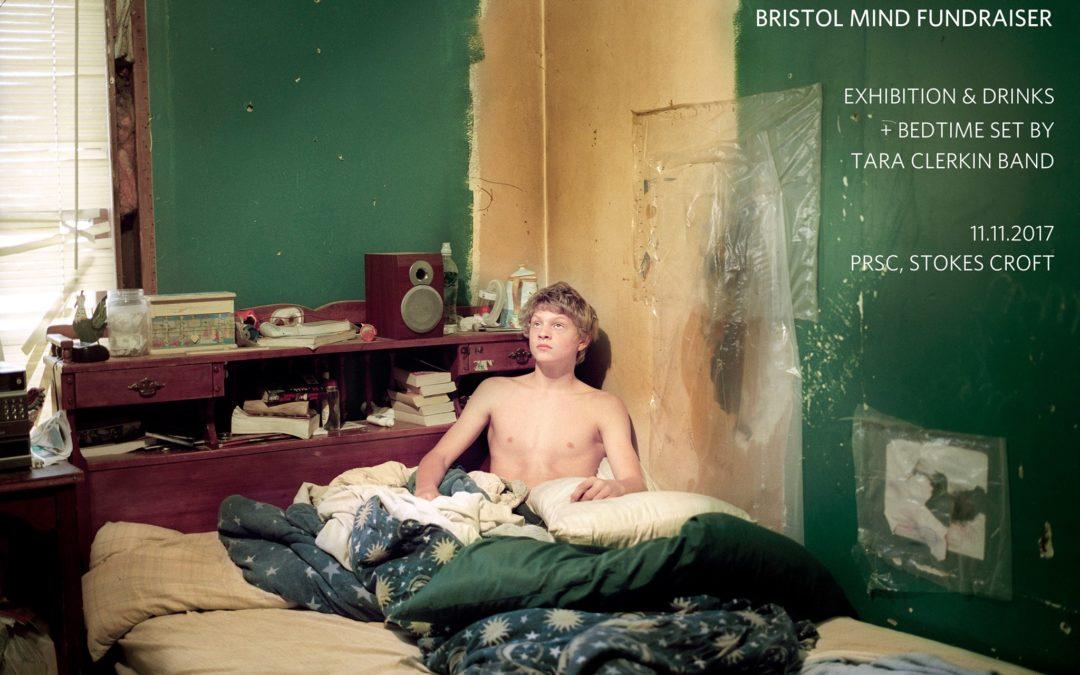 Bedspread zine 2 launch x Bristol Mind fundraiser