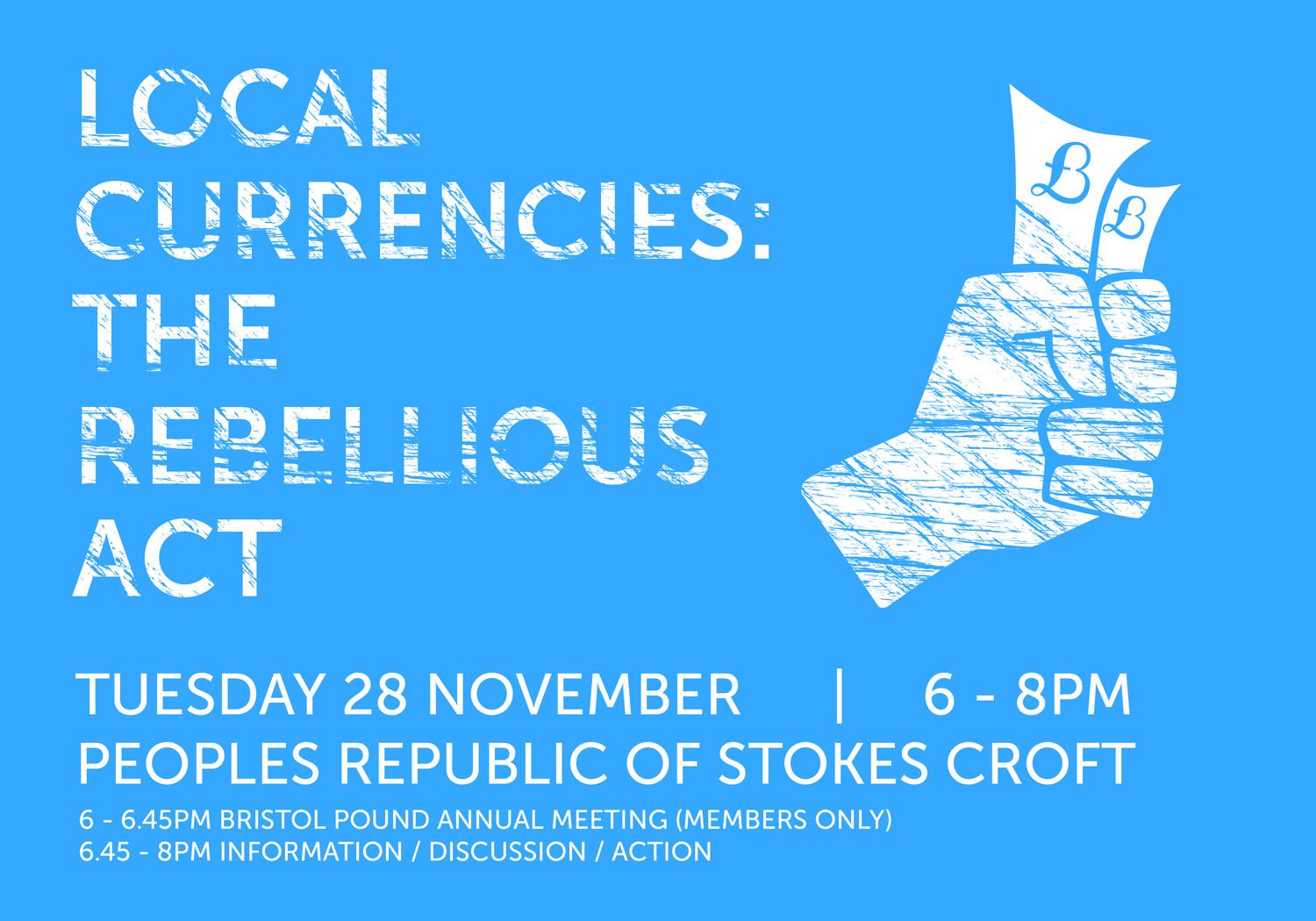 Local Currencies: The Rebellious Act