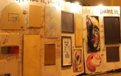 CALL OUT FOR ARTISTS – Buy or Burgle It, Outdoor Exhibition