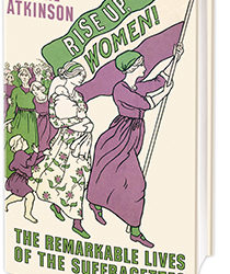Books for change: Women's Suffrage Centenary