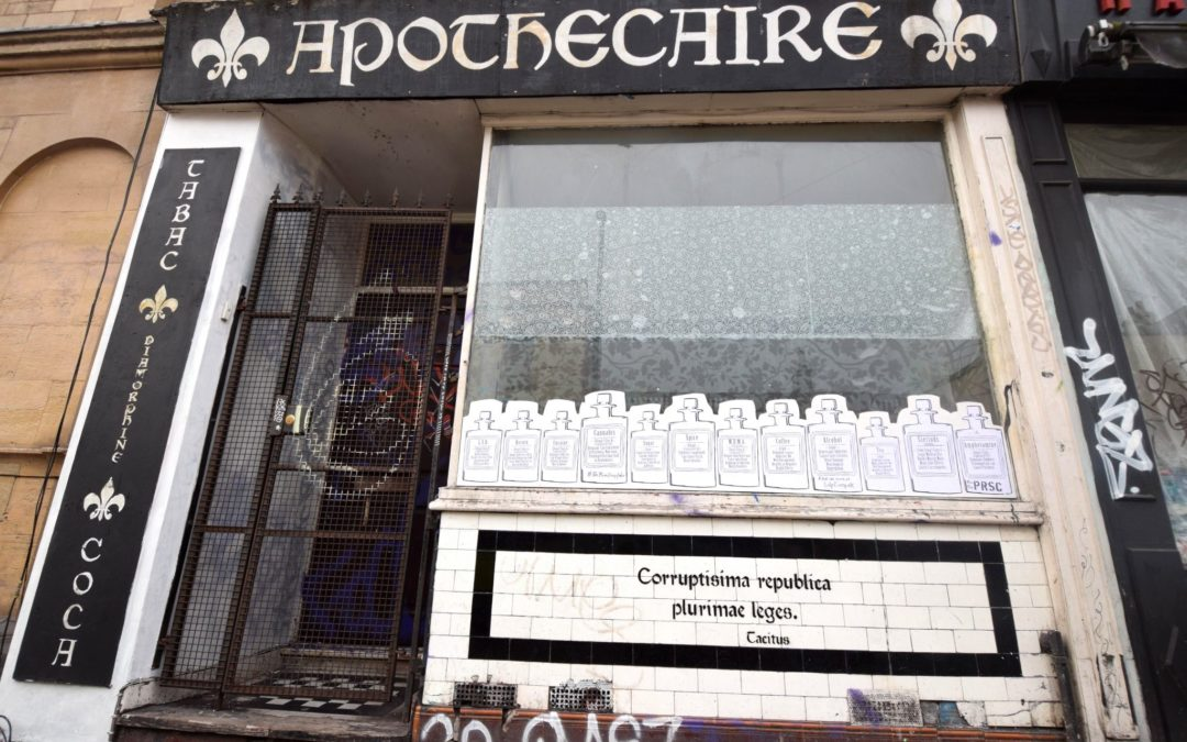 The Apothecaire on Stokes Croft