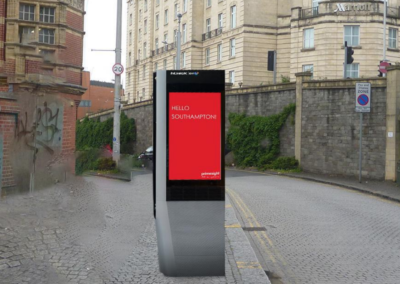 AdBlock Bristol digital billboards broadmead planning application