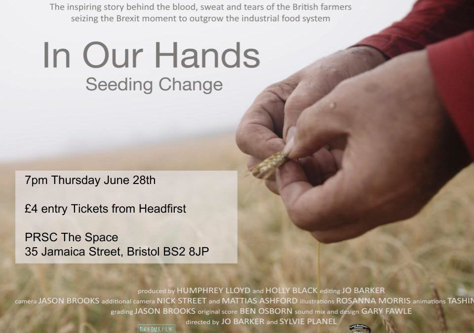 PRSC present: In Our Hands