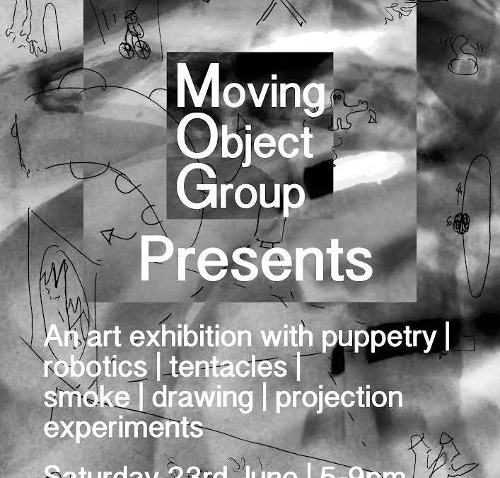 Moving Object Group presents Work in Progress