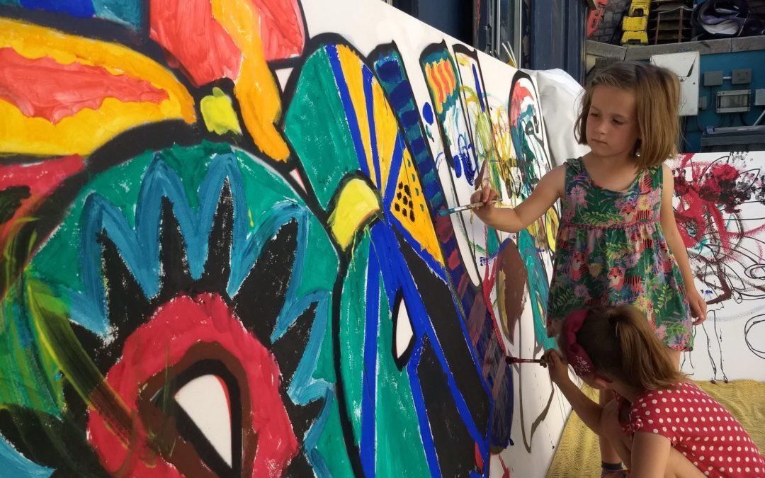 Community Paint Jam