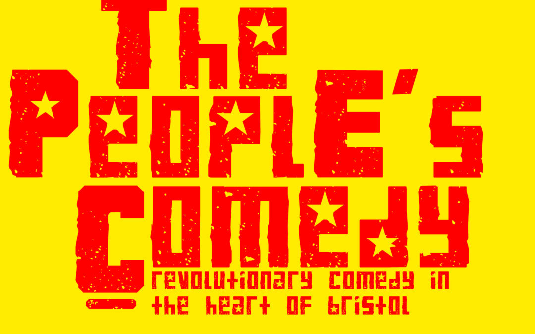 People's Comedy – Launch Night