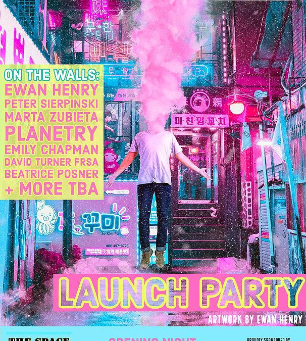 We Are Zanna – Launch Night