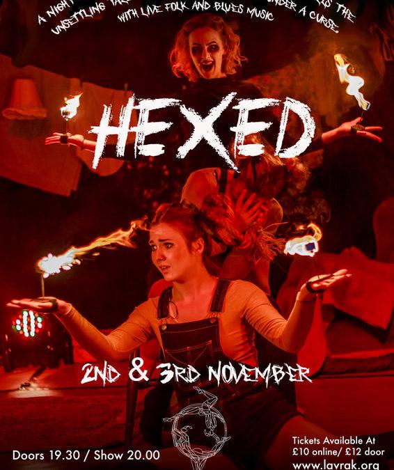 Hexed – Lavrak Circus
