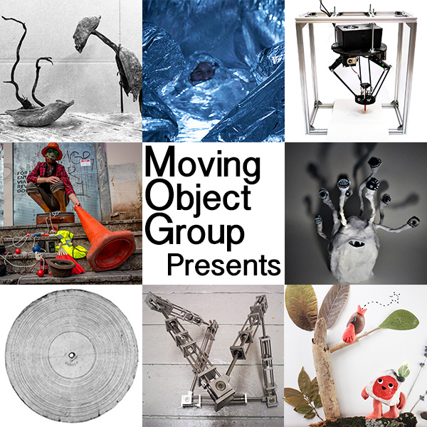 Moving Object Presents…