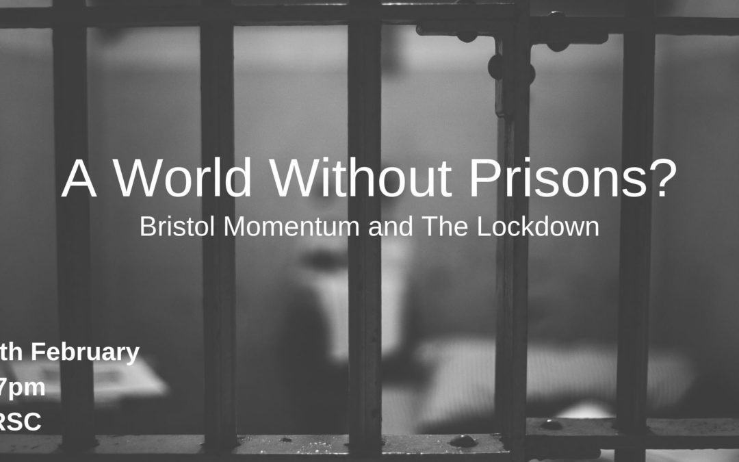 A World Without Prisons?