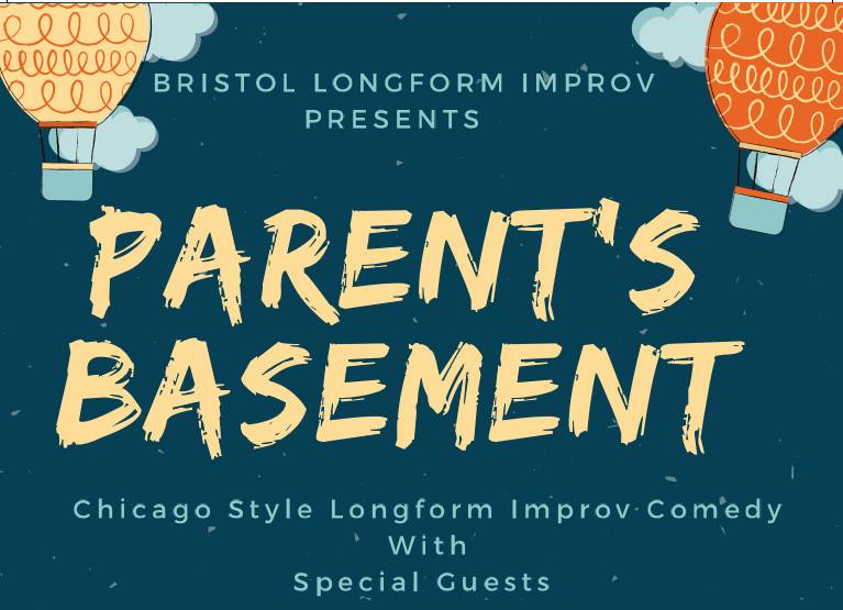 Parent's Basement Comedy