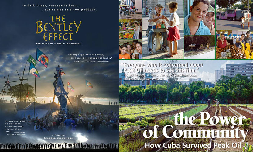 Eco-Conference & Screening of the Power of Community & The Bentley Effect