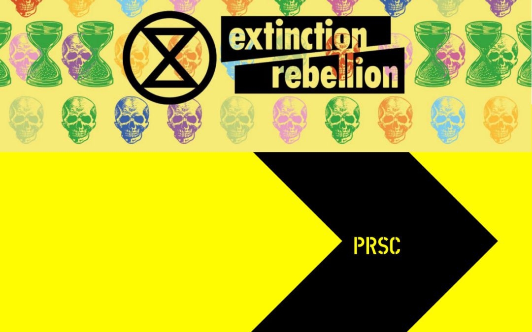 Solidarity Action with Extinction Rebellion