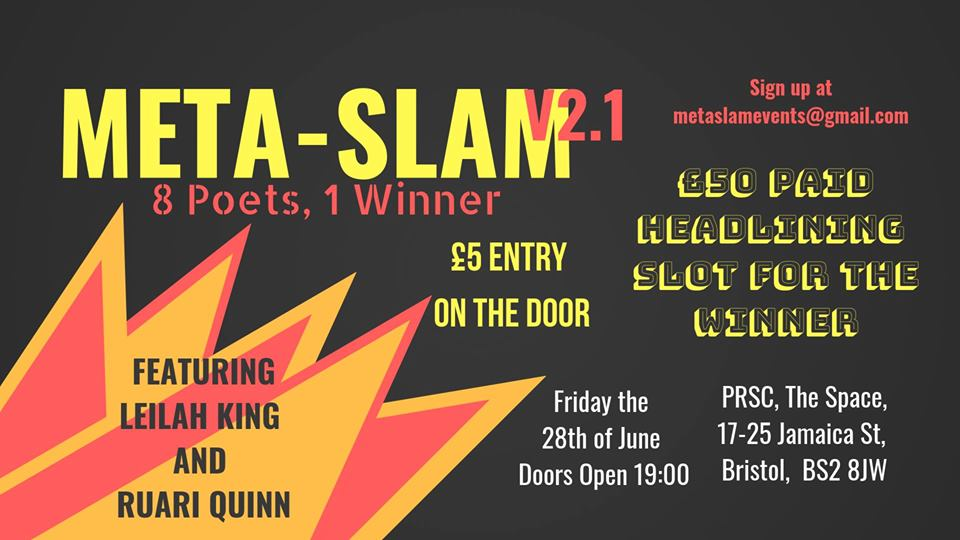 Meta-slam V2.1 Featuring Leilah King and Ruari Quinn