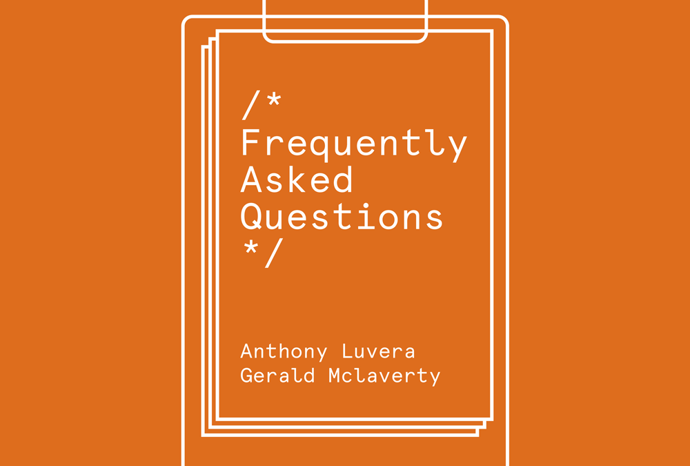 Frequently Asked Questions LAUNCH PARTY