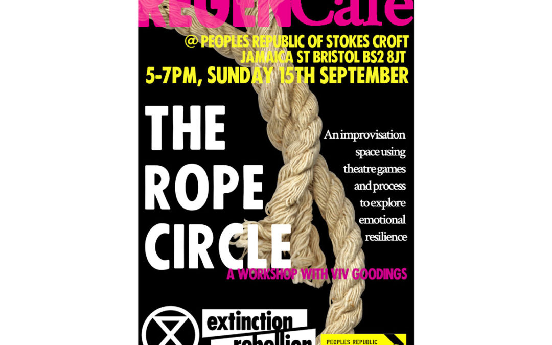 XR RegenCafé: The Rope Circle