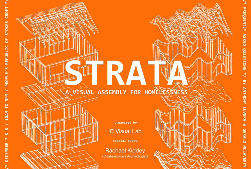 STRATA: A Visual Assembly for Homelessness with IC Visual Lab