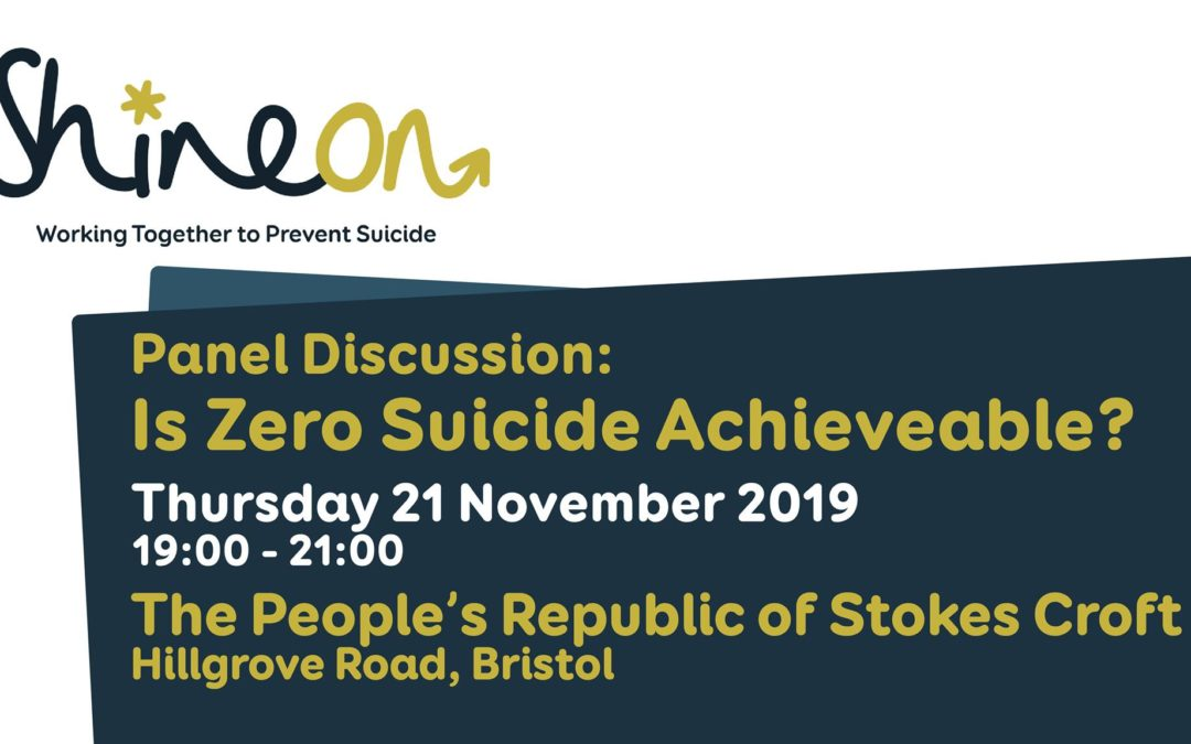 Panel Discussion: 'Is Zero Suicide Achievable?'