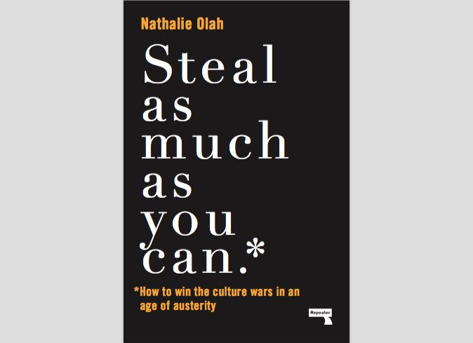 Steal As Much As You Can: Bristol Launch w/ Nathalie Olah