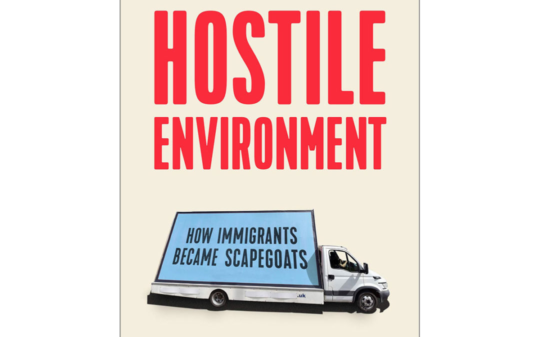 Hostile Environment Book Launch with Maya Goodfellow