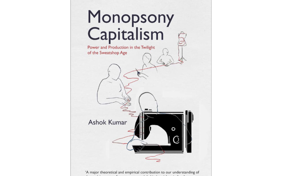 Monopsony Capitalism Book Launch with Ashok Kumar