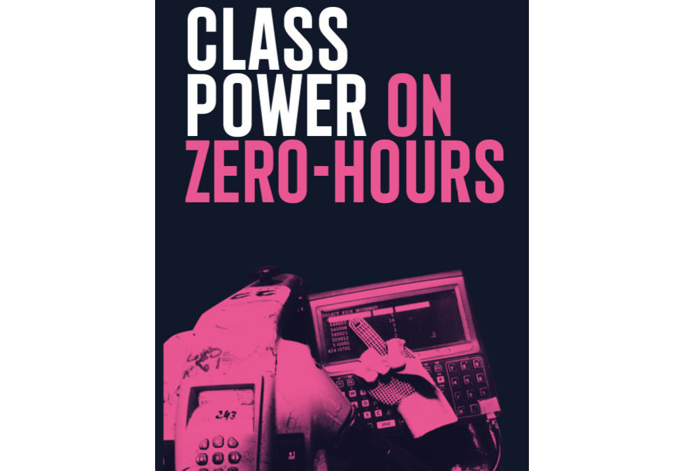 POSTPONED: 'Class Power on Zero-Hours' book presentation by AngryWorkers