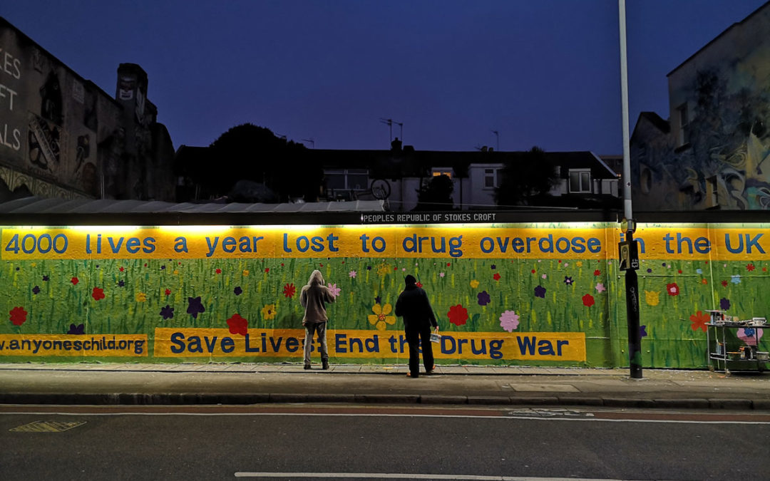 Becoming an Activist for Drug Policy Change