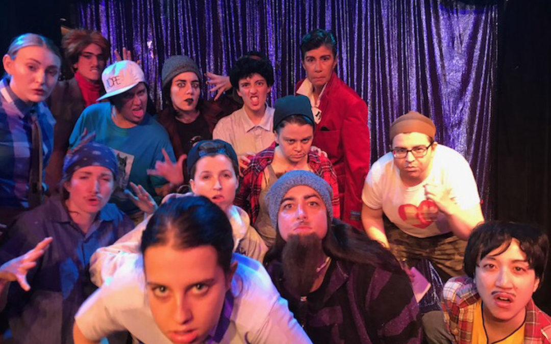Drag King Comedy Workshop