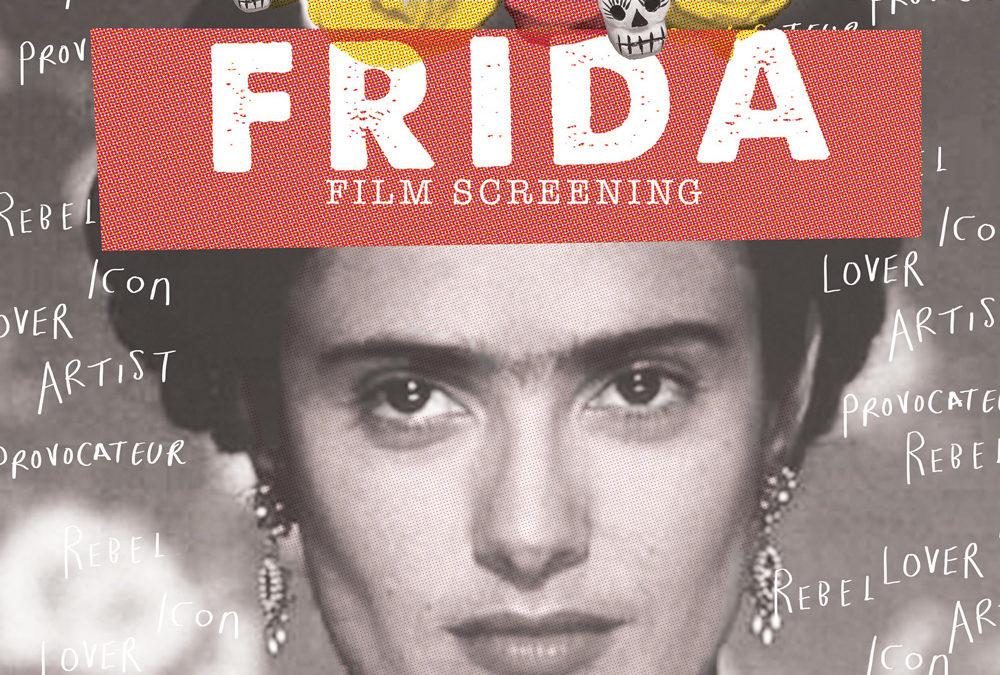 The Wandering Cinema presents: Frida