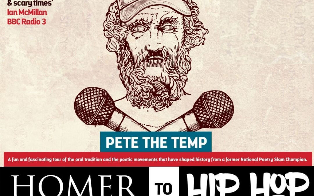 Homer to Hip Hop: a People's History of Spoken Word
