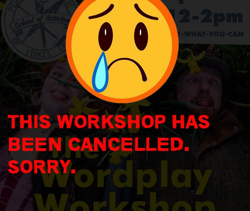 CANCELLED: Rebel Story Time for Kids