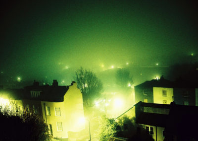 "Misty Montpelier / Sarah Macfarlane / Archival C-type photo print / £15-45 (<a href=""https://www.prscshop.co.uk/products/views-from-home"" target=""_blank"" rel=""noopener noreferrer"">buy</a>)"