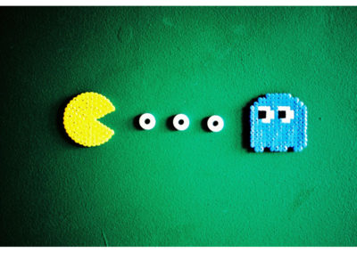 "Pacman / Sarah Macfarlane / Archival C-type photo print / £15-45 (<a href=""https://www.prscshop.co.uk/products/pacman"" target=""_blank"" rel=""noopener noreferrer"">buy</a>)"