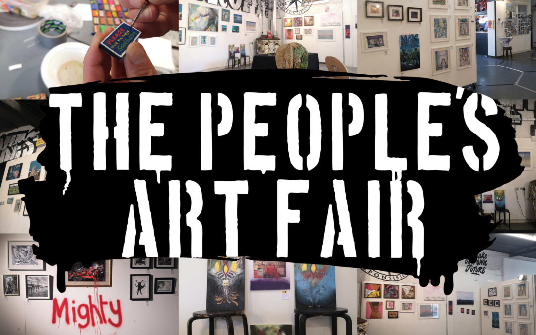 Peoples Art Fair – Winter Edition