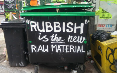 There is no rubbish – only raw materials
