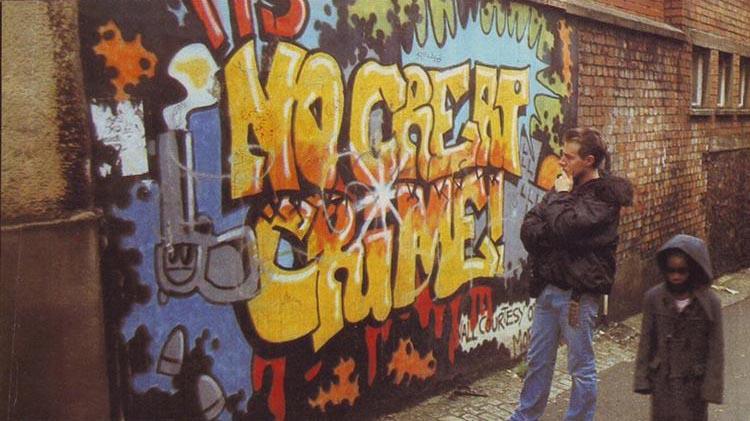 No Great Crime: Bristol's Arresting Art