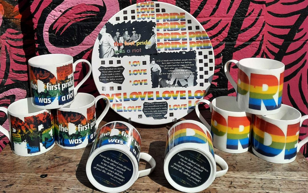 Happy Pride Month! Weekly News from PRSC