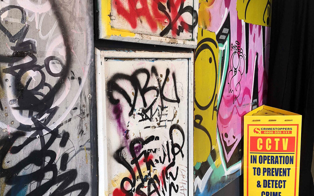 Art on the street, art while you eat: Weekly News from PRSC