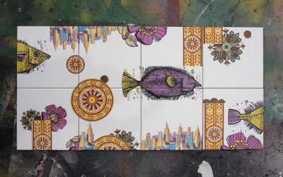 Tiles for miles: Weekly News from PRSC