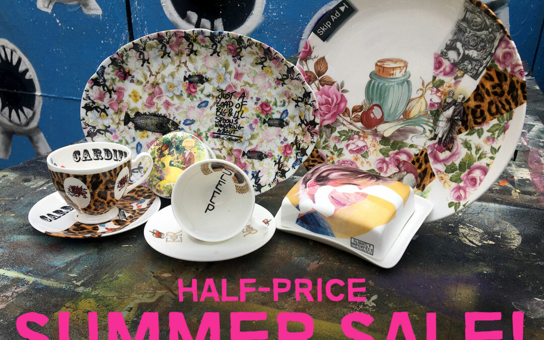 Half-price Summer Sale now on! Weekly News from PRSC